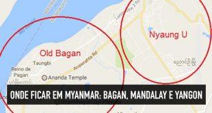 Onde se hospedar em Myanmar