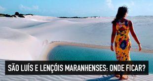 Onde ficar em São Luís do Maranhão