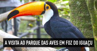 Vale a pena visitar o Parque das Aves?