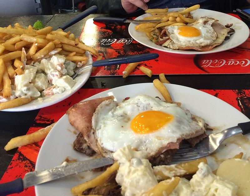 Comidas típicas do Uruguai
