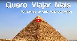 Por dentro de uma volta ao mundo: o vídeo