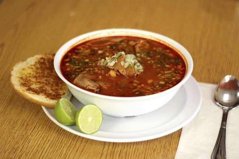 Comidas típicas mexicanas para provar