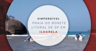 Praias mais bonitas de Ilhabela
