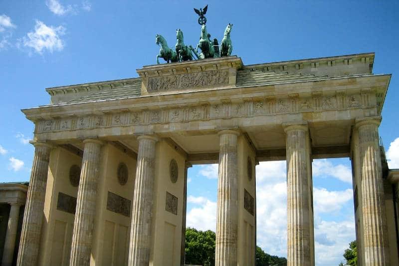 Atrações turísticas de Berlim grátis
