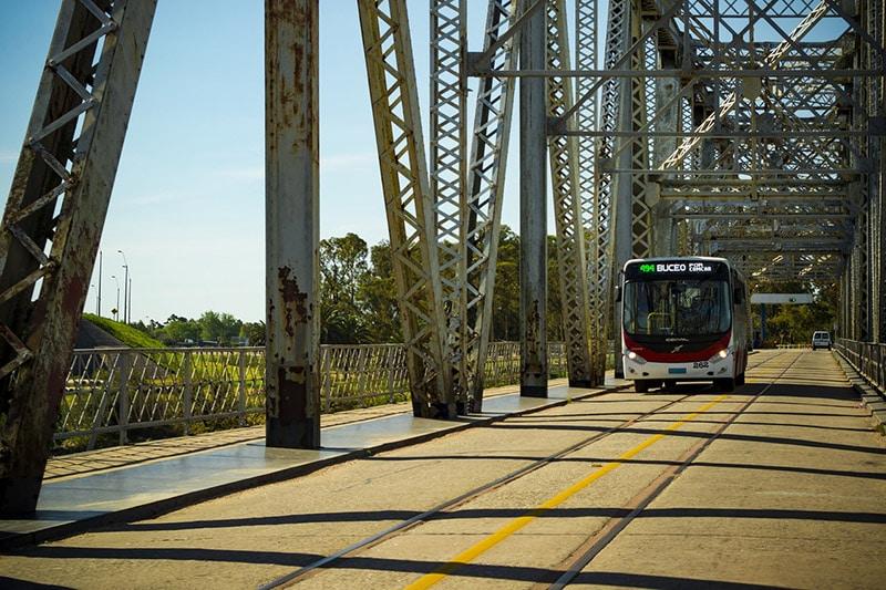 Transporte público no Uruguai