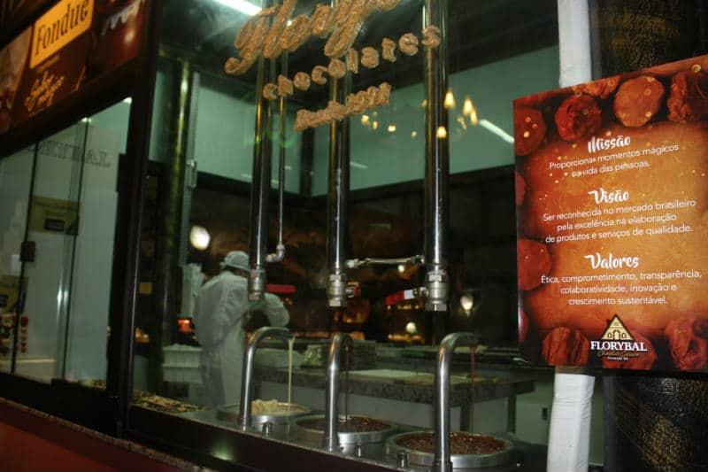mundo do chocolate