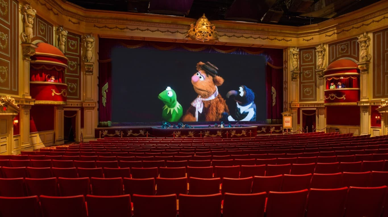 muppets disney parque
