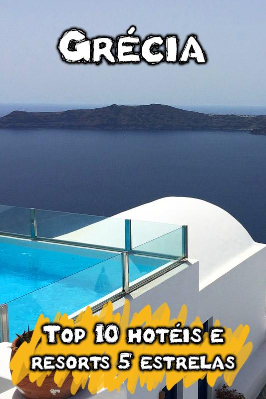 Dicas de hotéis na Grécia