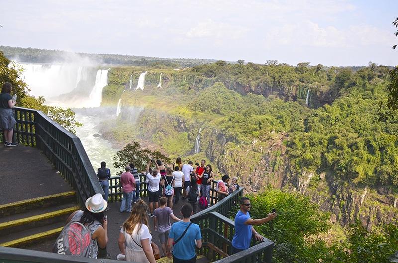 veja o lado brasileiro das cataratas