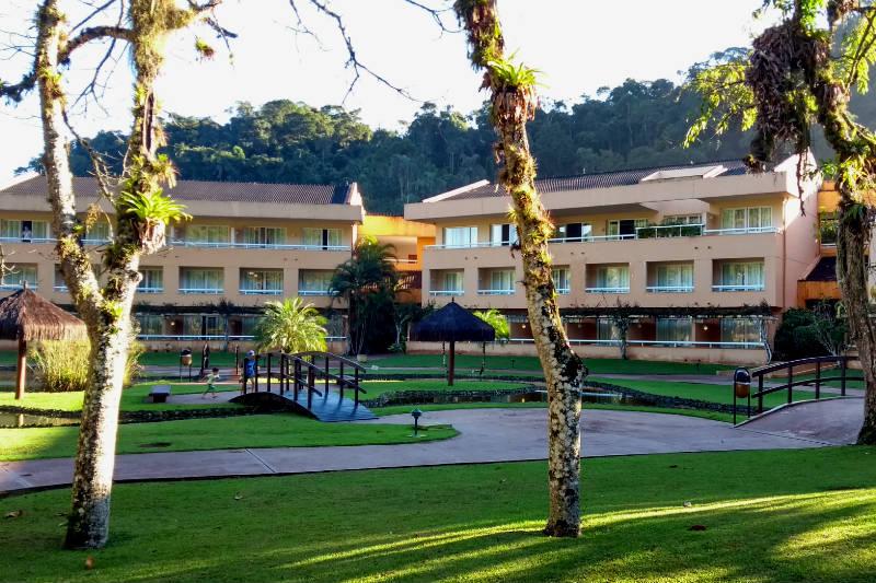 Resort all inclusive em Angra dos Reis