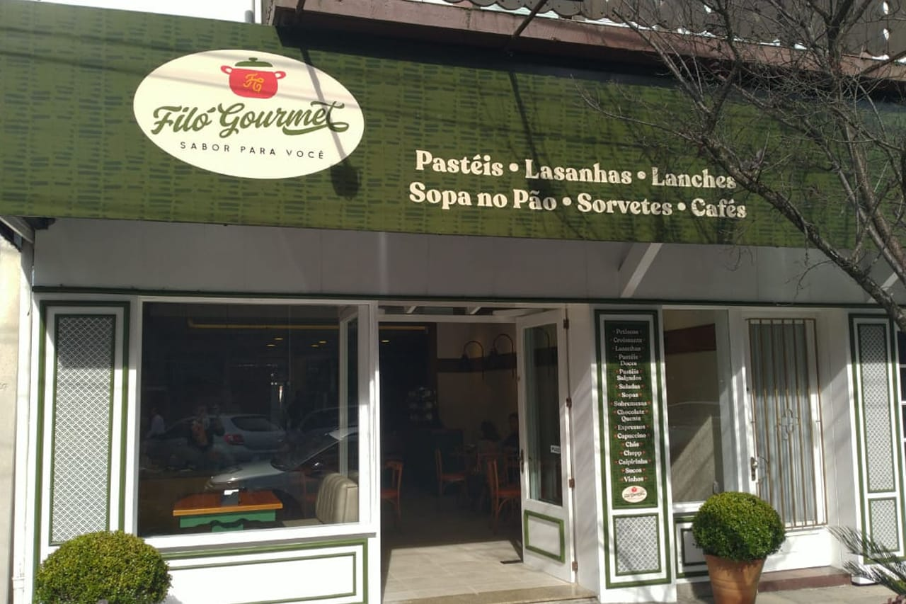 Lugares para comer em Gramado