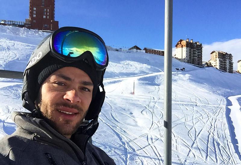 Seguro viagem para esportes de neve e inverno