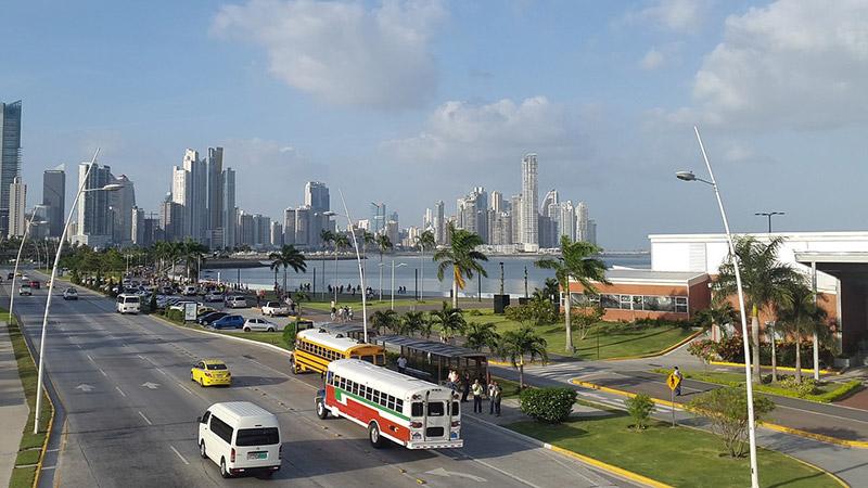 Transporte público na Cidade do Panamá