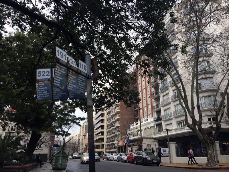 Preços de apartamentos no Uruguai