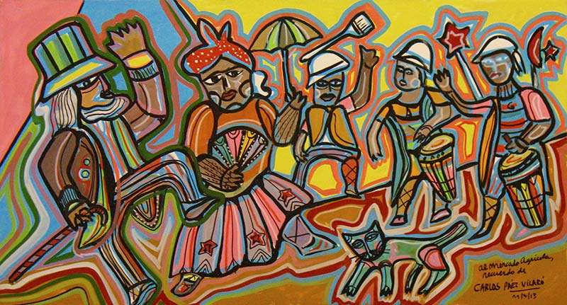 Artes plásticas do Uruguai