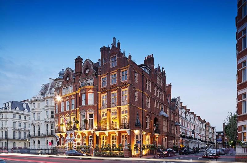 Hotéis bem localizados em Londres