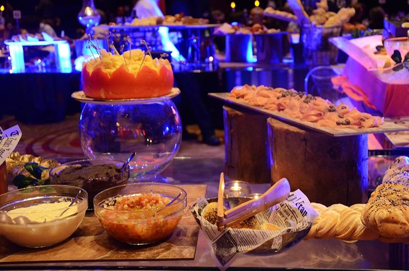 O que comer durante uma festa no Uruguai