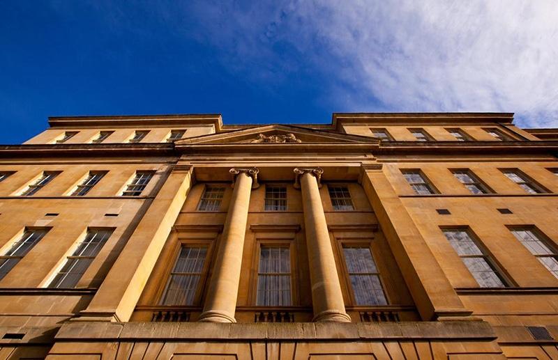 Onde ficar em Bath?