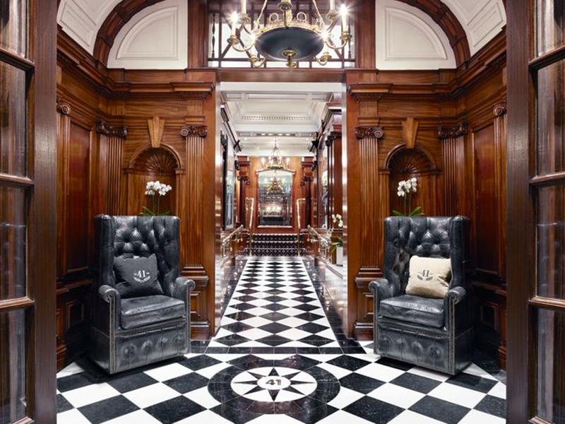 Melhores hotéis na Inglaterra
