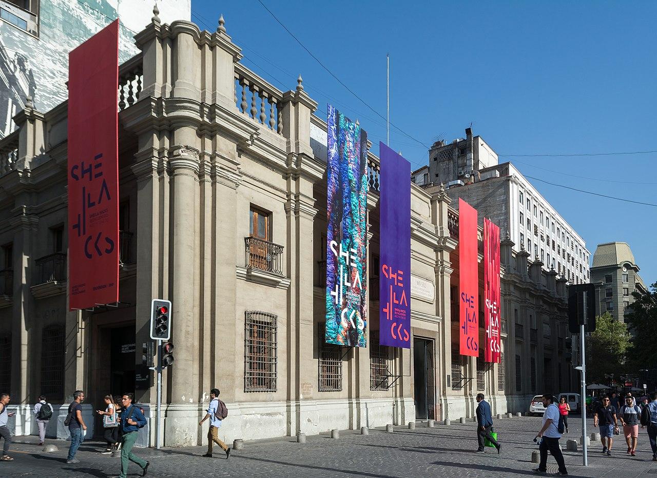 Preço dos museus em Santiago