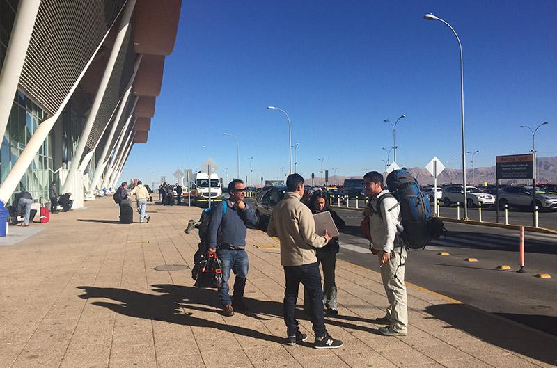 Hospedagem no Atacama