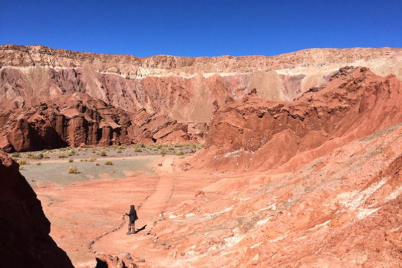 Atacama: Vale do Arco-Íris
