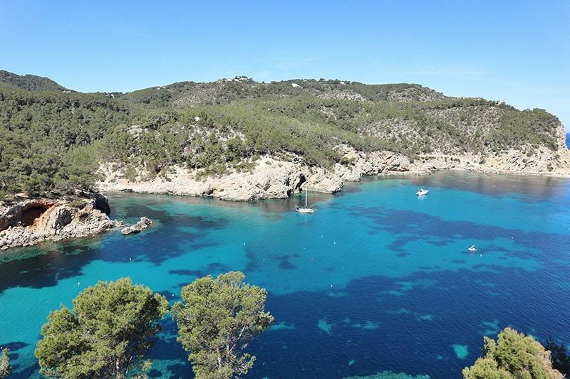 Clima em Ibiza durante o ano