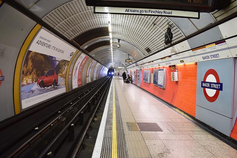 O que é underground em Londres