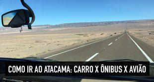 Como chegar no Atacama?
