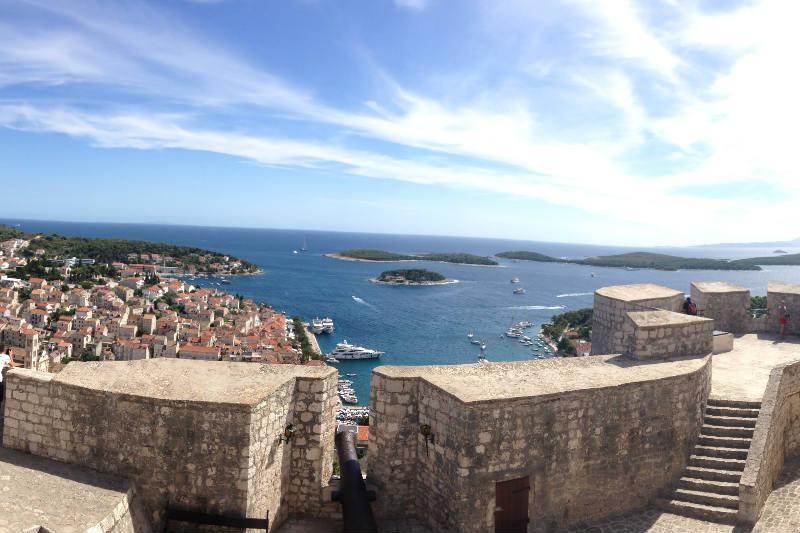 Principais pontos turísticos da Croácia