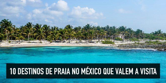 Praias do México