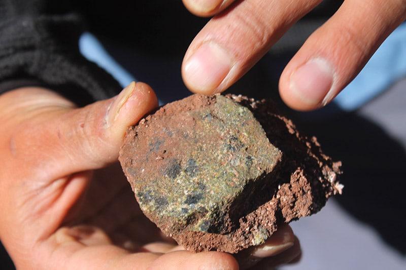 Geologia do Deserto do Atacama