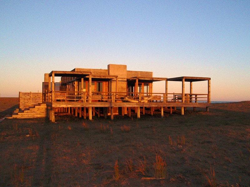 Hotéis em Oceanía del Polônio