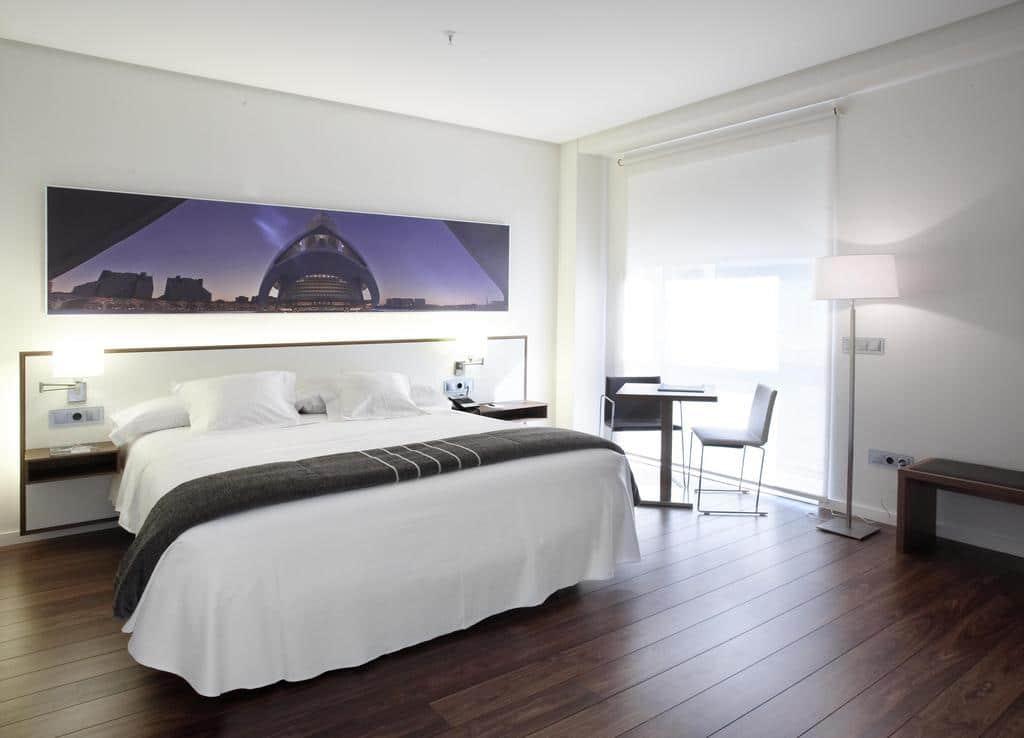 Hotéis em Valência com bom custo benefício