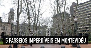 Dicas imperdíveis em Montevidéu