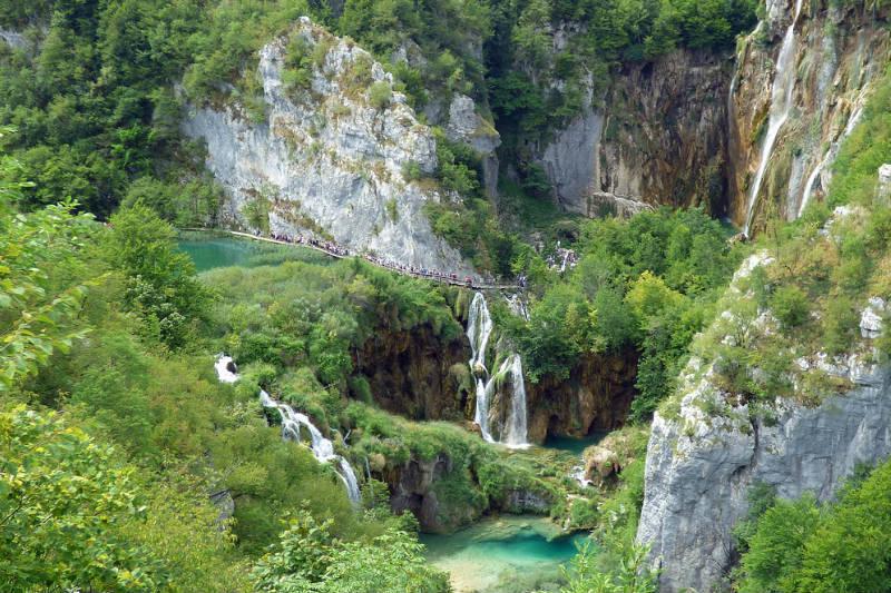 Lugares turísticos da Croácia