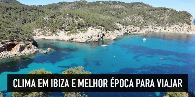 Melhor época para conhecer Ibiza