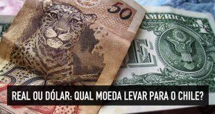 Melhor moeda para viagem ao Chile
