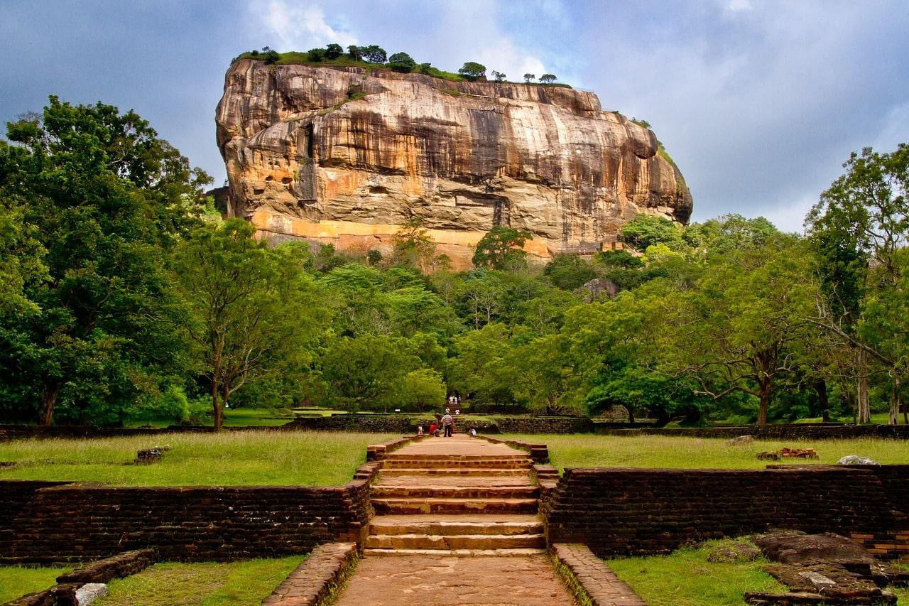 clima no Sri Lanka