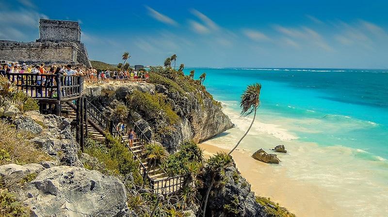 Melhores praias mexicanas