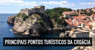 10 principais pontos turísticos da Croácia para conhecer