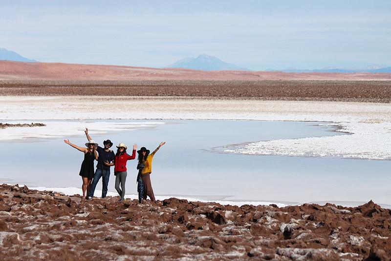 Que roupas levar para o Atacama