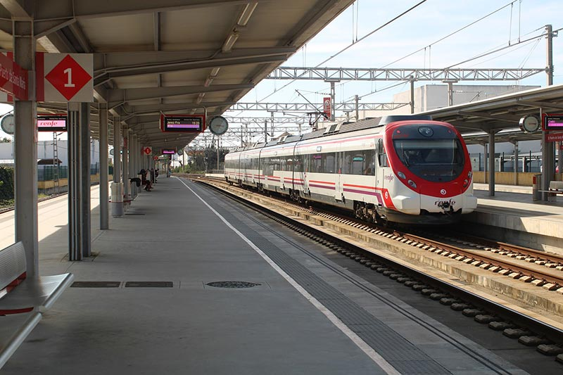 Como ir de Zaragoza até Valência