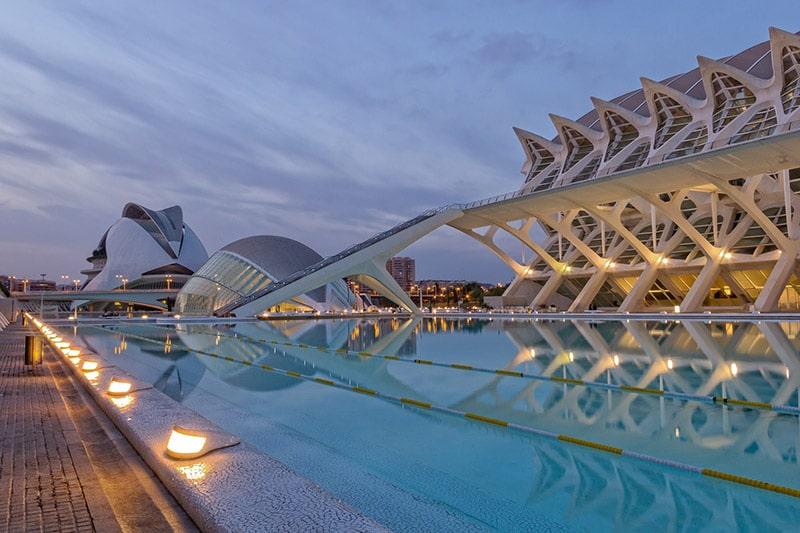 Lugares turísticos da Espanha
