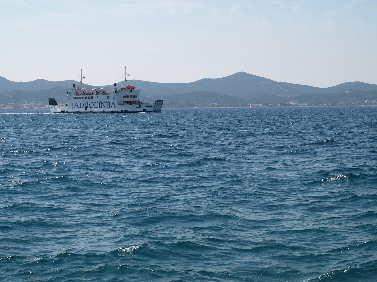 ferryboat ilha hvar