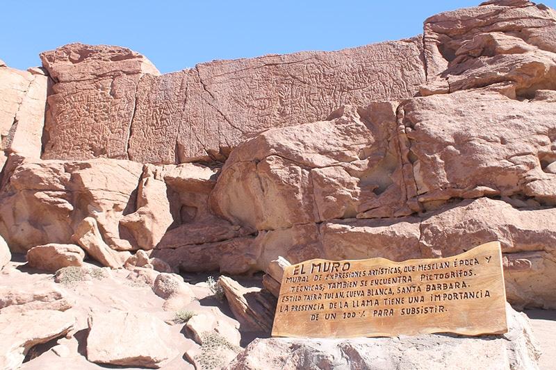 Yerbas Buenas, no Atacama