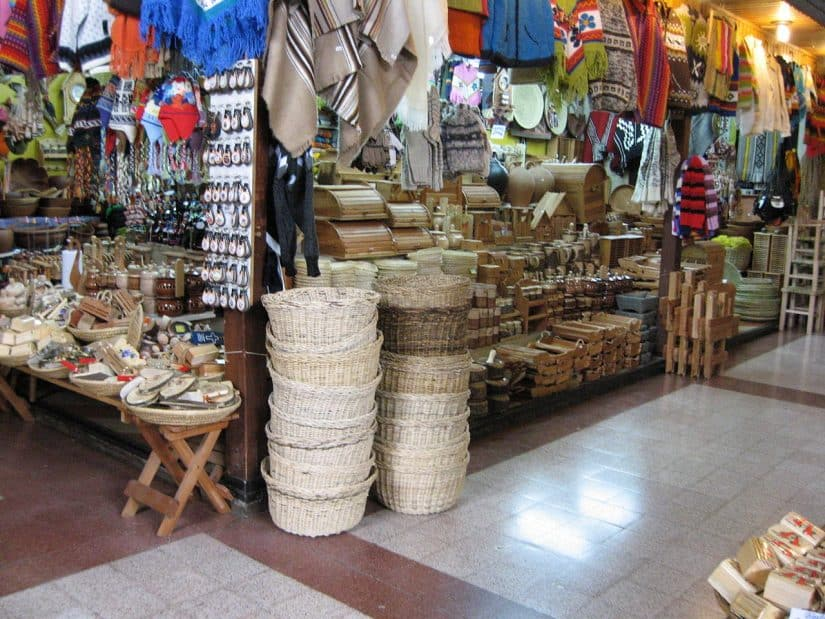 Comprar roupas baratas no Chile