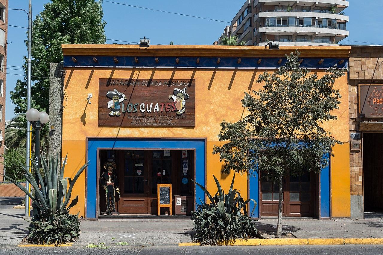Restaurantes em Providencia, Santiago