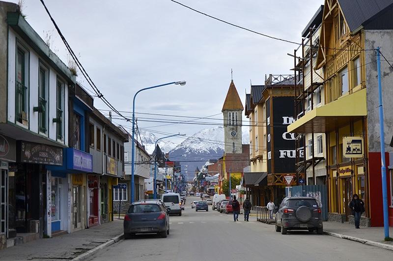 Preço da hospedagem em Ushuaia