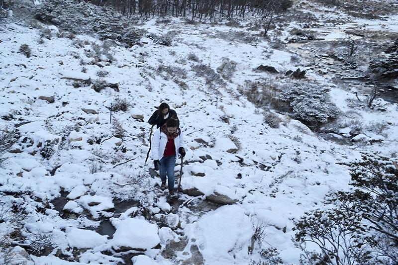 Que roupas levar para Ushuaia